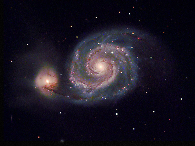 M51 Whirpool Galaxy